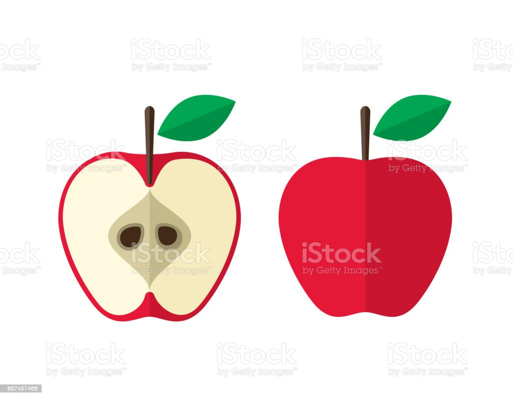 royalty free apple seed clip art