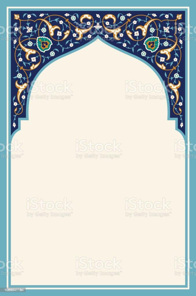 Ornamen Islami Cdr : ornamen, islami, Islamic, Graphics, Vector, Freevector.com