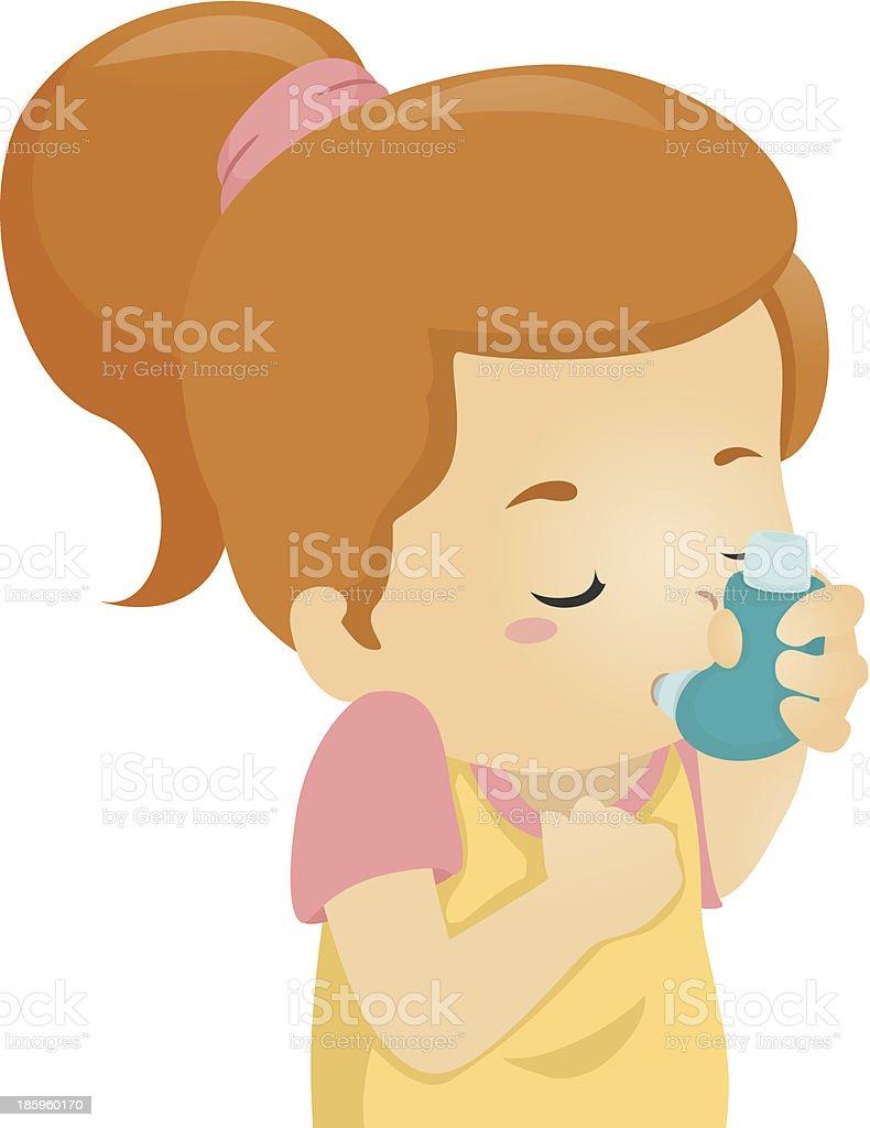 Asthma Inhaler Clip Art