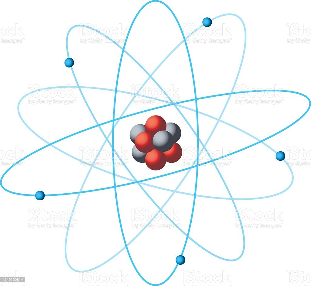 atomic symbol diagram guitar wiring 1 humbucker 2 single coil Átomo la estructura del diagrama illustracion libre de