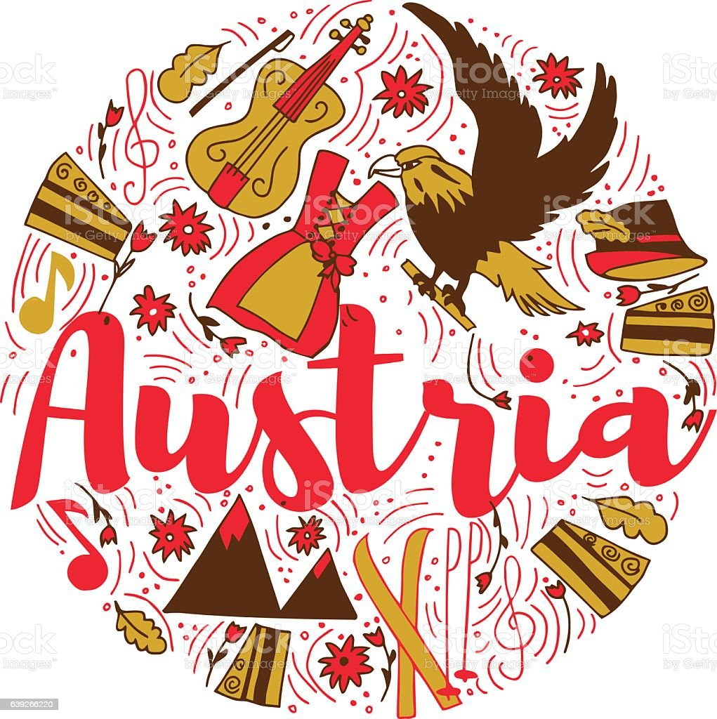 Royalty Free Austrian Eagle Clip Art Vector Images