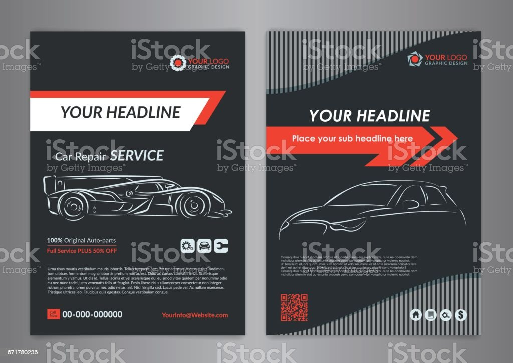 automotive repair business layout