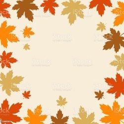 autumn border fall leaves vector caduta lascia frame confine autunno progettazione fondo achtergrond het herfst abbildung vektor herbstblumen entwerfen sie