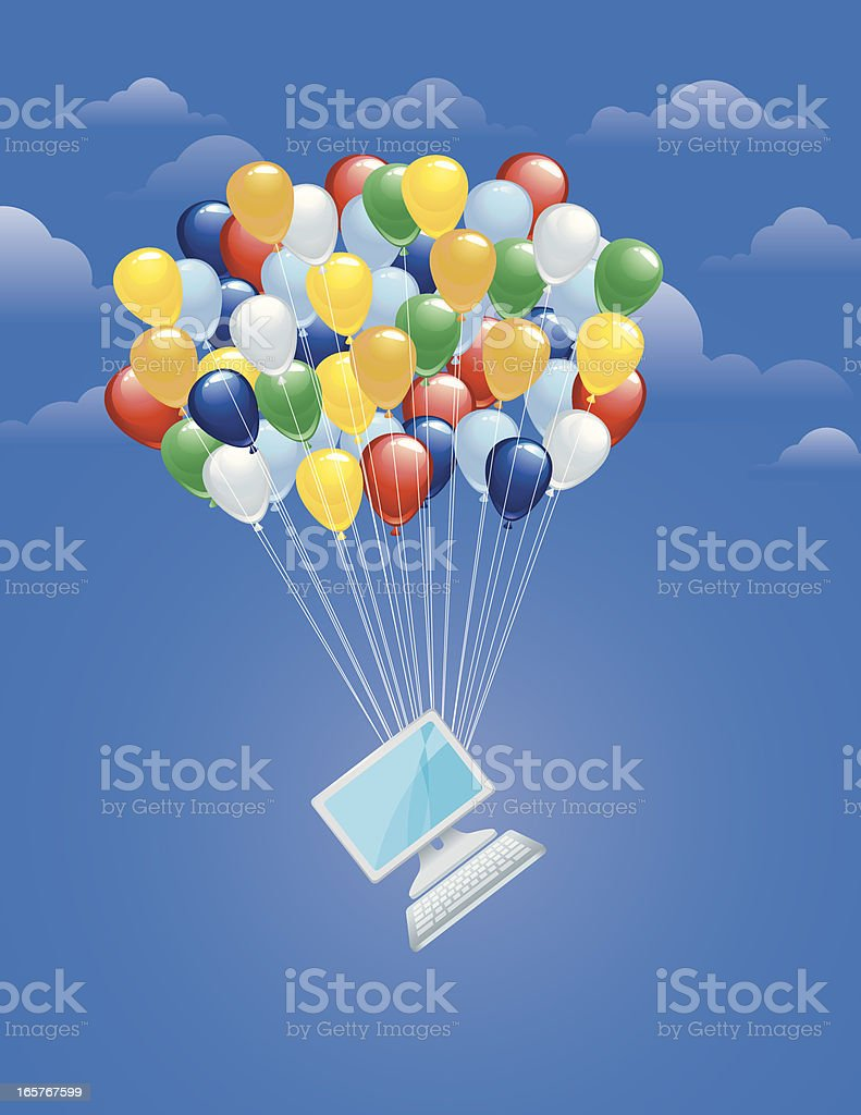 retirement party illustrations
