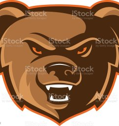 bear mascot logo royalty free bear mascot logo stock vector art amp more images [ 1024 x 924 Pixel ]