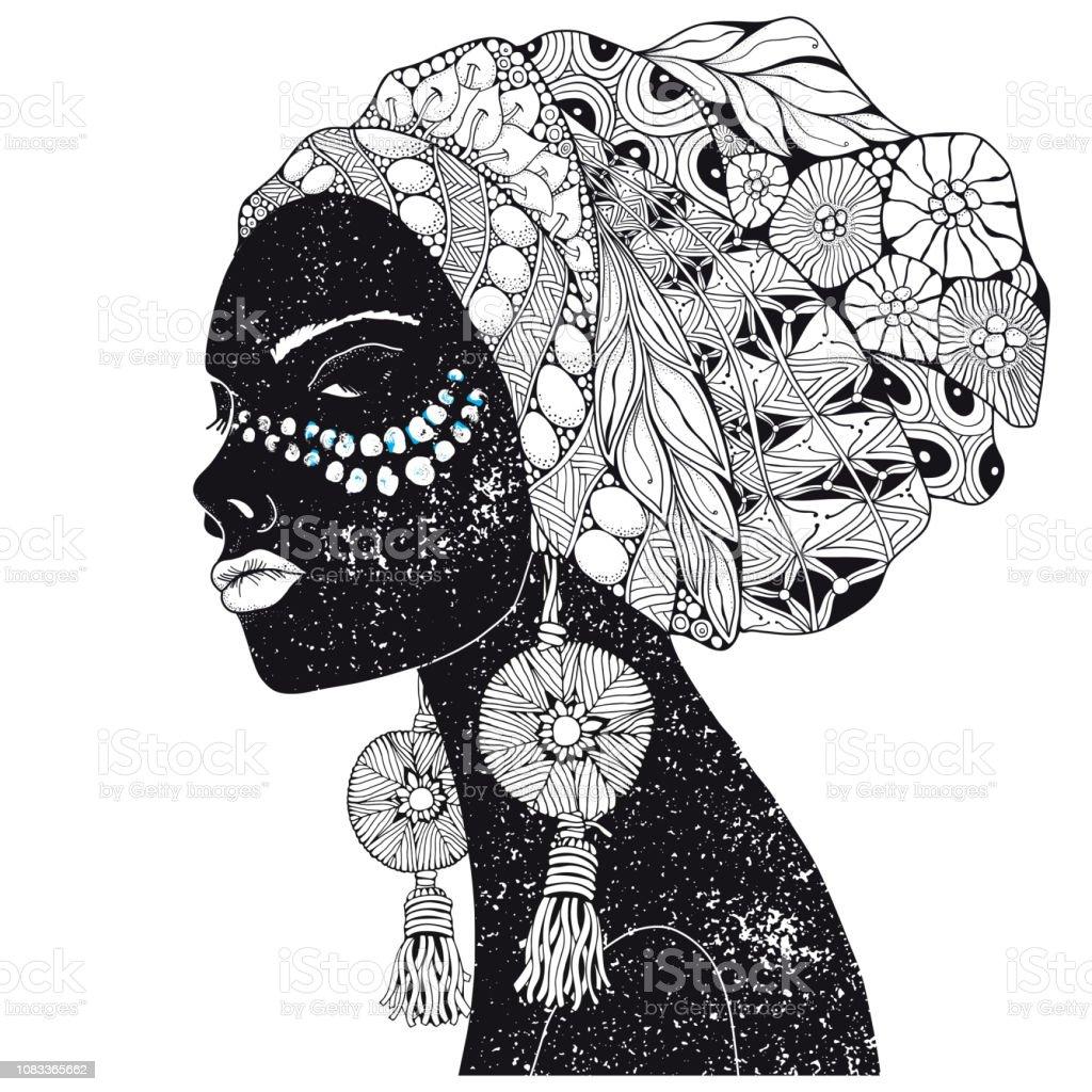 Afrikanische Muster Malvorlagen Bilder