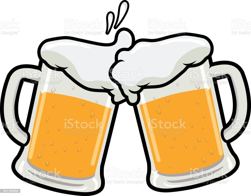 royalty free beer glass clip art