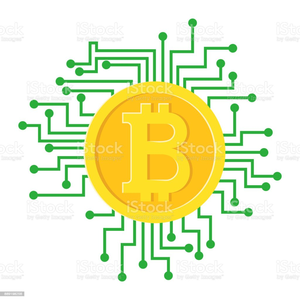 hight resolution of bitcoin gold coin with the process wiring diagrams royalty free bitcoin gold coin with the