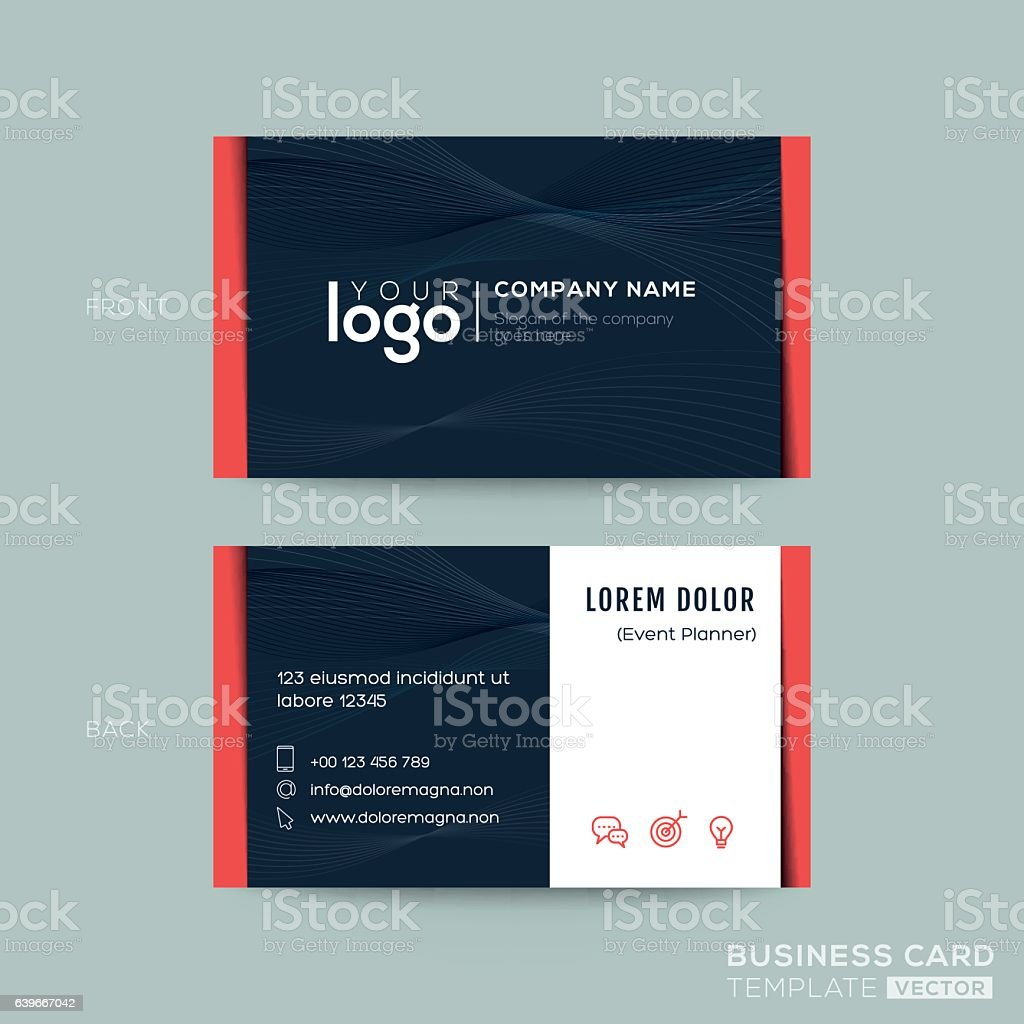 Royalty Free Name Card Clip Art Vector Images