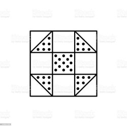 quilt block clip vector illustrations shoo fly quilting