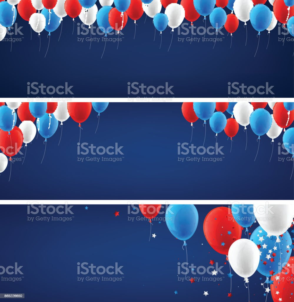 royalty free red white and blue