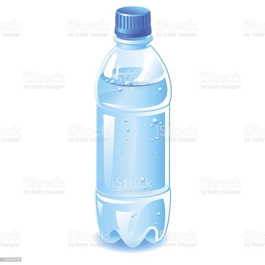water bottles clip art
