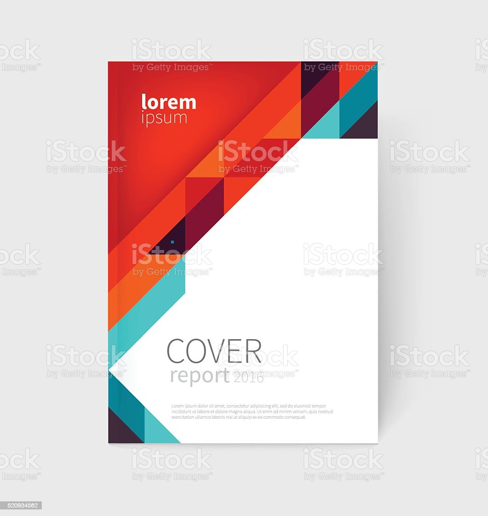 Brochure Business Card Flyer Annual Report Cover Template