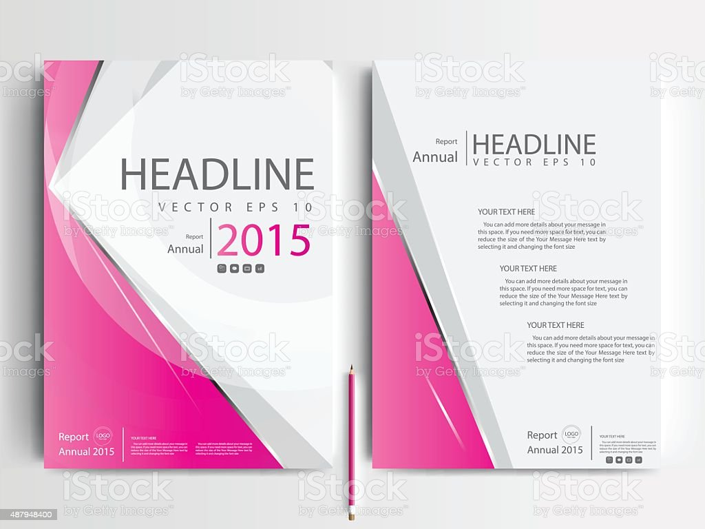 Brochure Design Templates Layout Vector Illustration Stock Vector Art  More Images of 2015