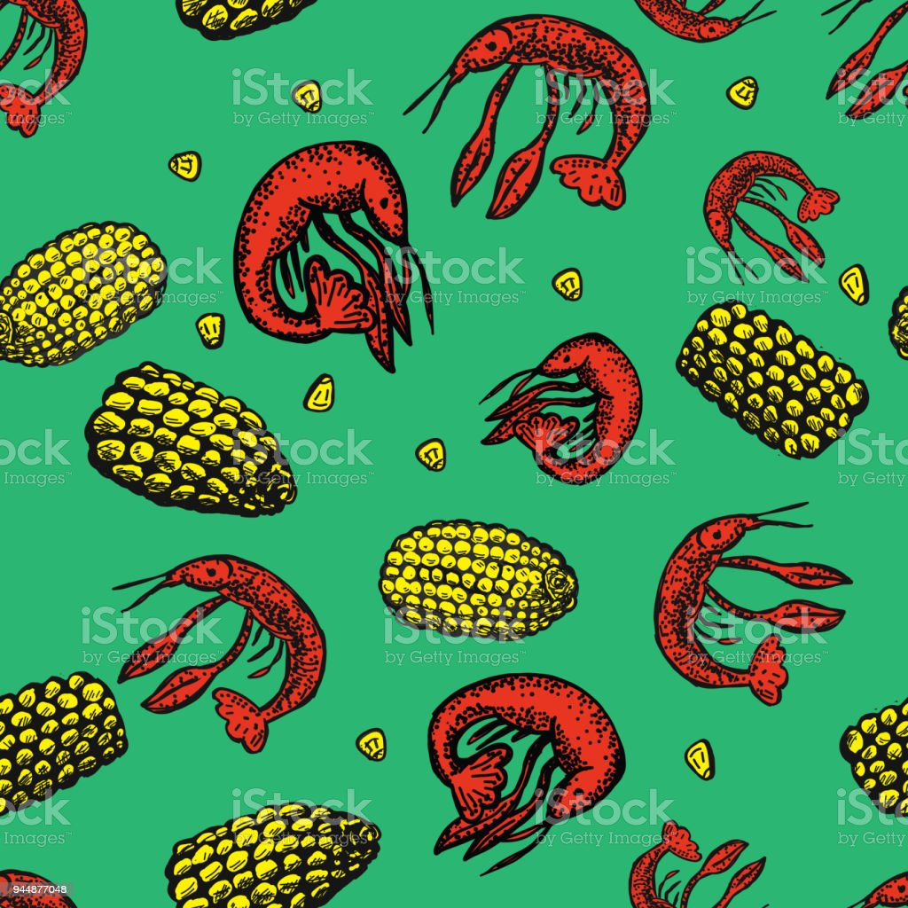 hight resolution of cajun creole cooking seamless pattern background royalty free cajun creole cooking seamless pattern background stock
