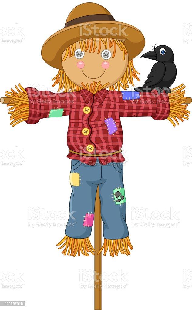 royalty free scarecrow clip art