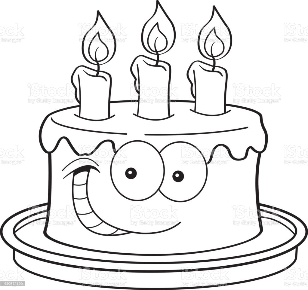 Top 60 Draw Birthday Cake Clip Art Clip Art Vector Graphics And