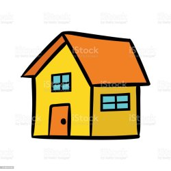 Cartoon House Vector Illustration Stock Illustration Download Image Now iStock