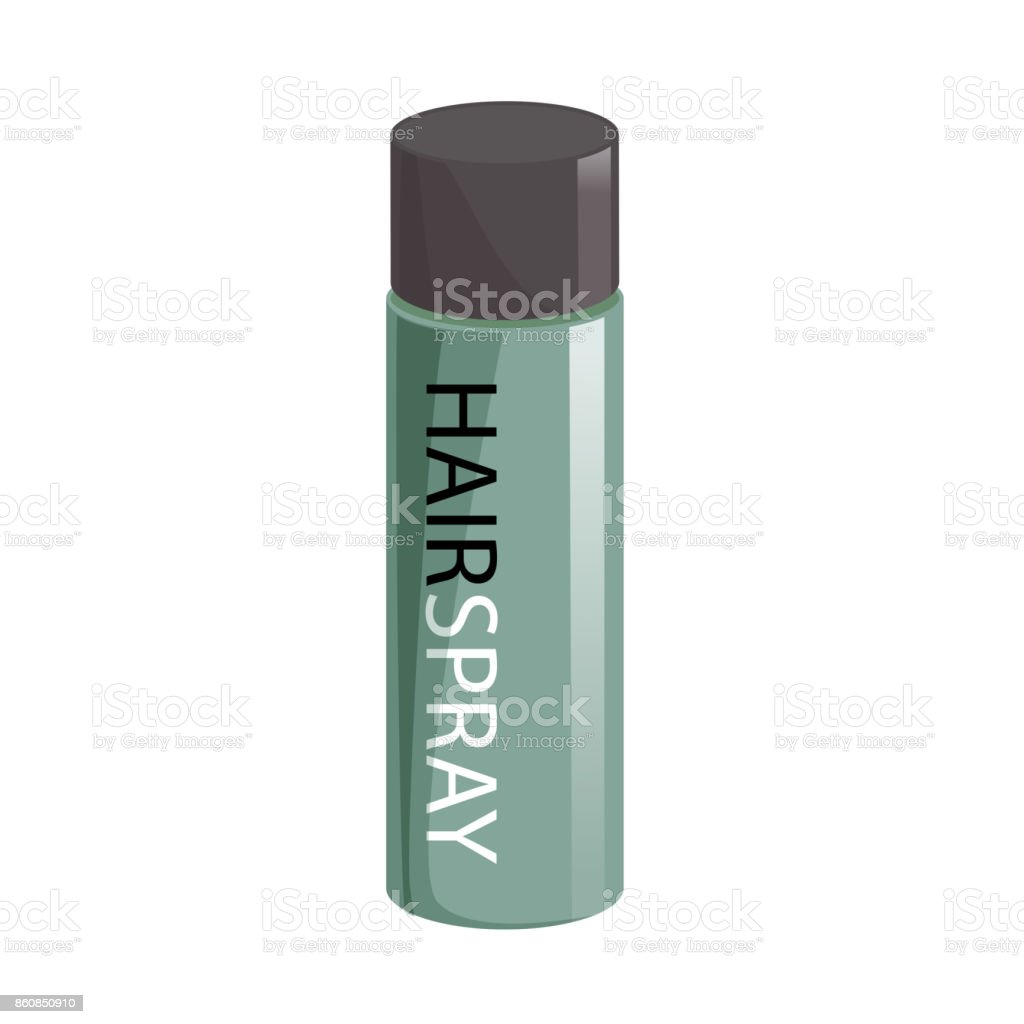hairspray illustrations royalty-free