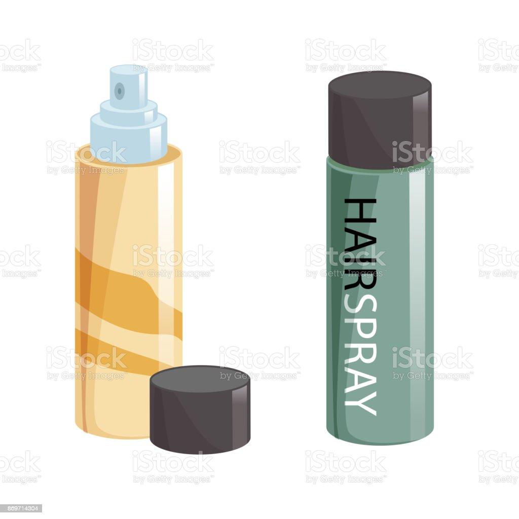 hairspray illustrations royalty-free