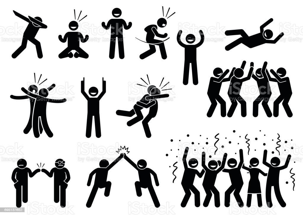 best dab dance illustrations