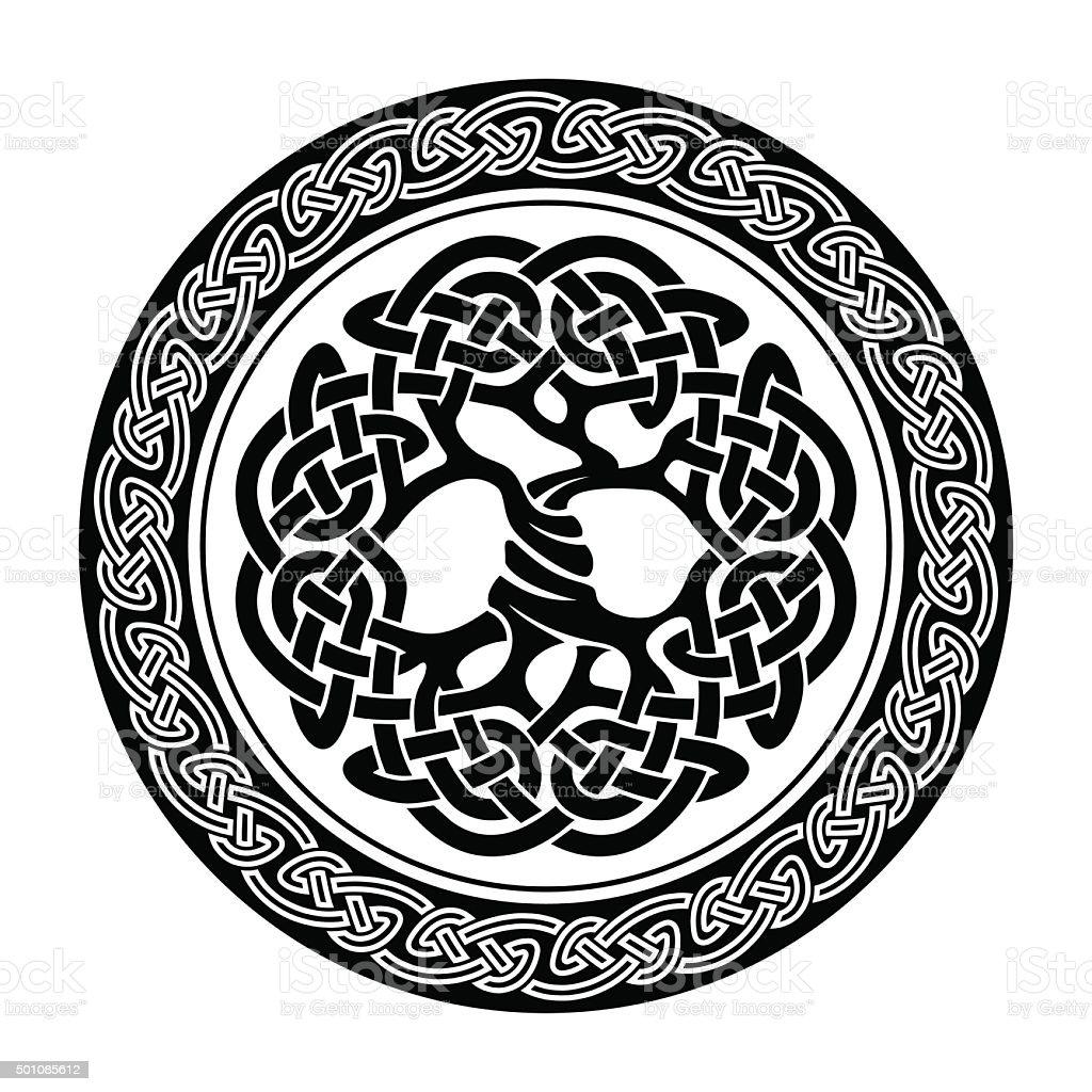 Germanic Tribal Symbols For Family