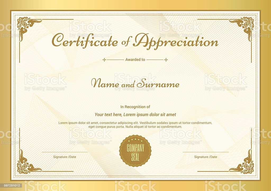 best certificate border illustrations
