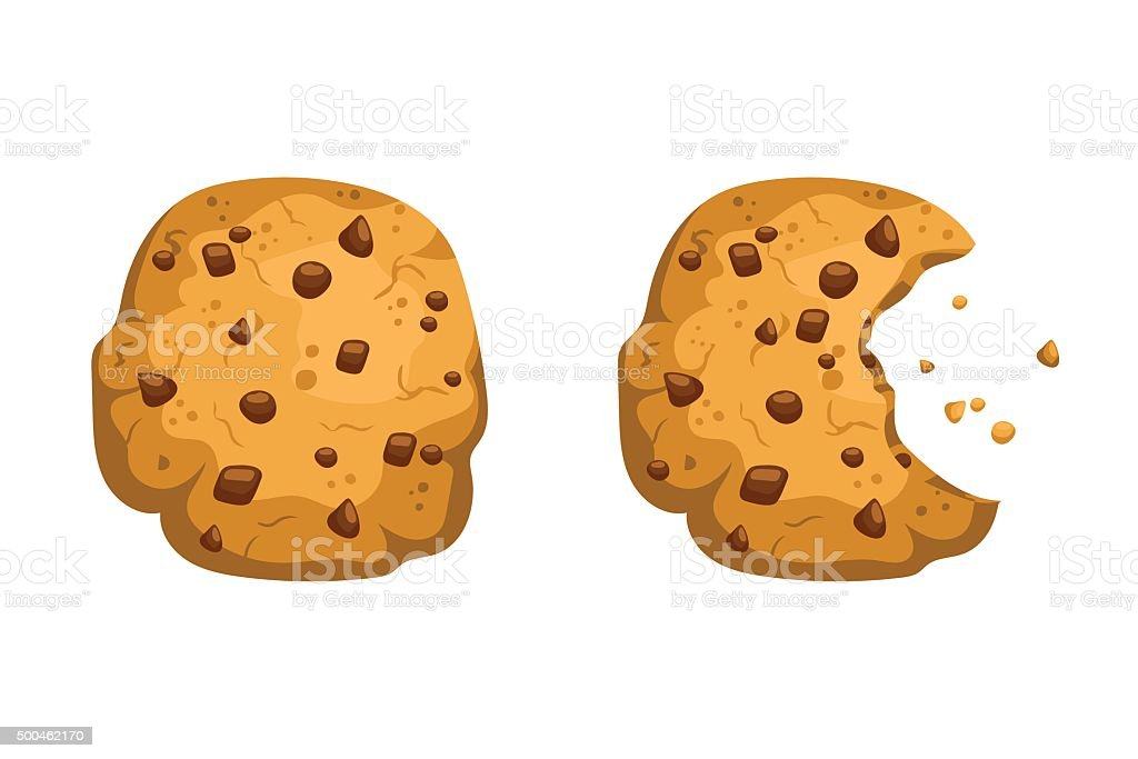 cookie illustrations royalty-free