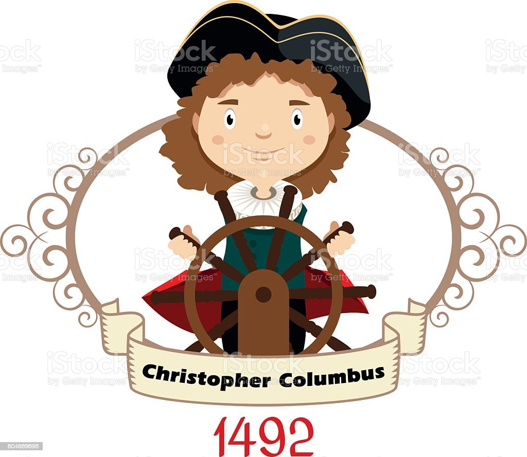 hight resolution of christopher columbus royalty free christopher columbus stock vector art amp more images of american