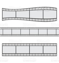 cinema film strip roll 35mm blank slide frame vector set frame picture photography and cinema film strip frame illustration illustration  [ 1024 x 768 Pixel ]