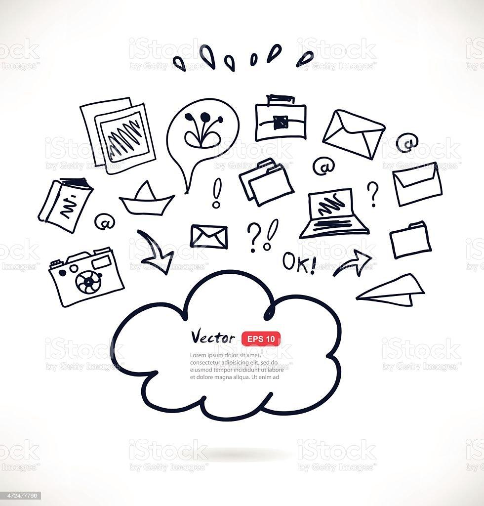 Cloud Computing Technology Sketchy Scheme Stock