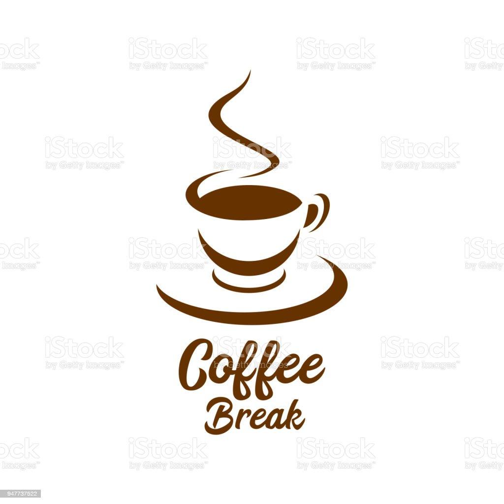 咖啡符號向量圖示咖啡麵包咖啡設計範本復古咖啡徽 向量插圖及更多 側影 圖片 | iStock
