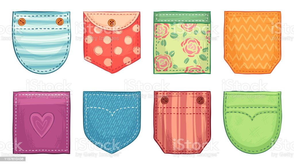 color patch pockets comfort