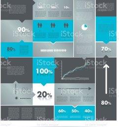 diagramma riquadri colorati infografiche modulo grafico illustrazione royalty free [ 845 x 1024 Pixel ]