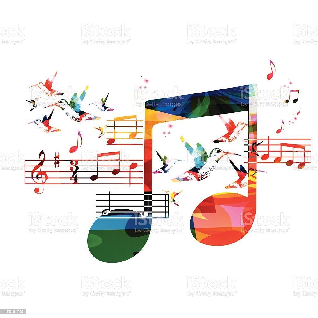 classical music clip art vector