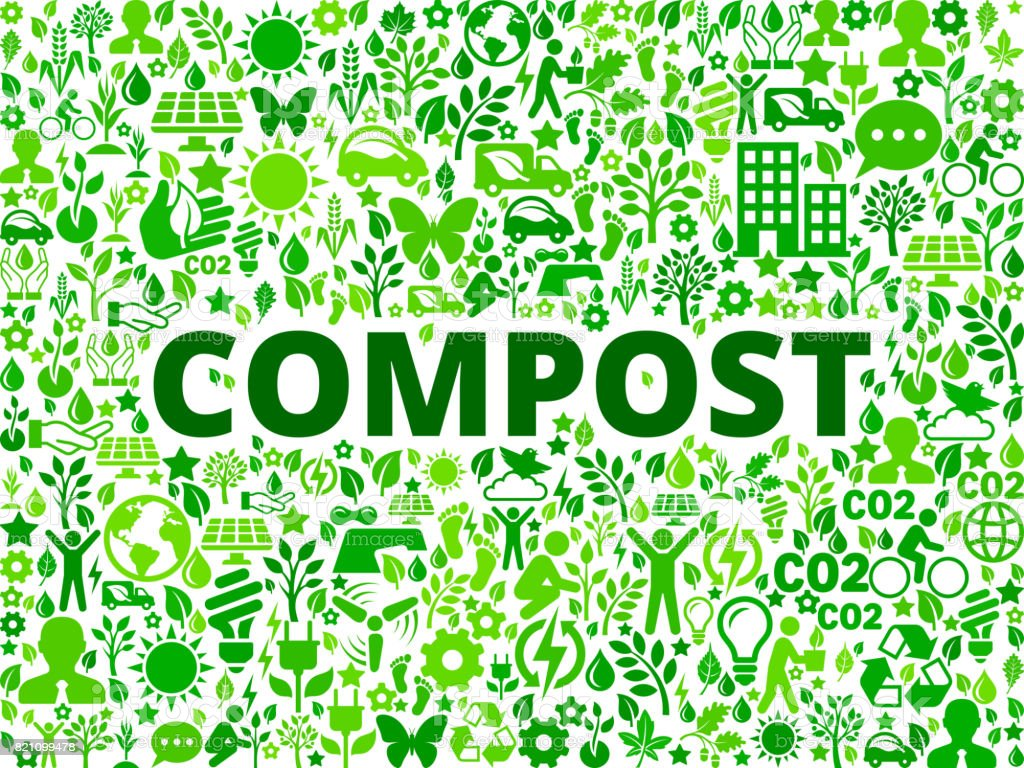 compost illustrations royalty-free