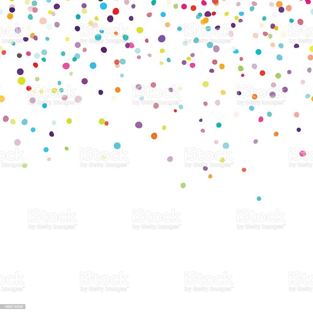confetti clip art vector
