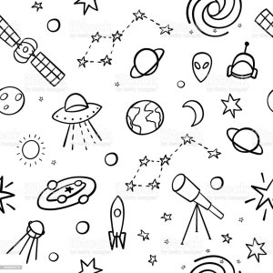 space simple pattern astronomy cosmos seamless galaxy astronomia moon universo cuciture semplice modello senza dell naadloze eenvoudige patroon het sun