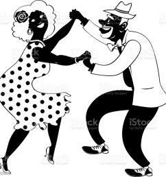 couple dancing clip art royalty free couple dancing clipart stock vector art amp  [ 1009 x 1024 Pixel ]