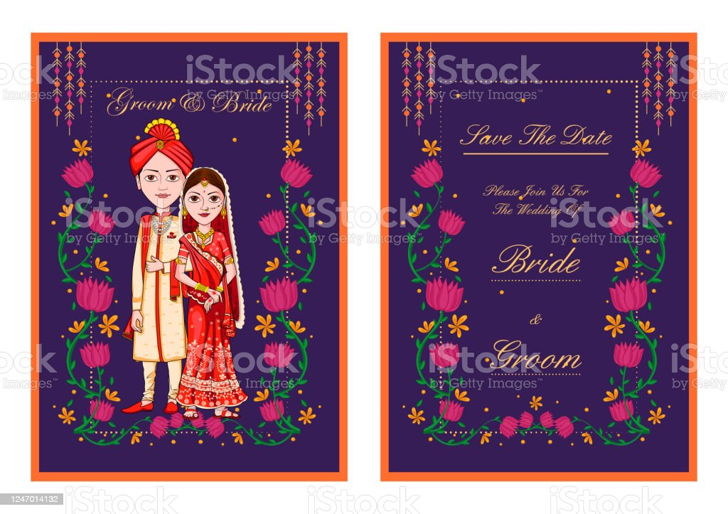 indian engagement invitation free vector art 72 free downloads