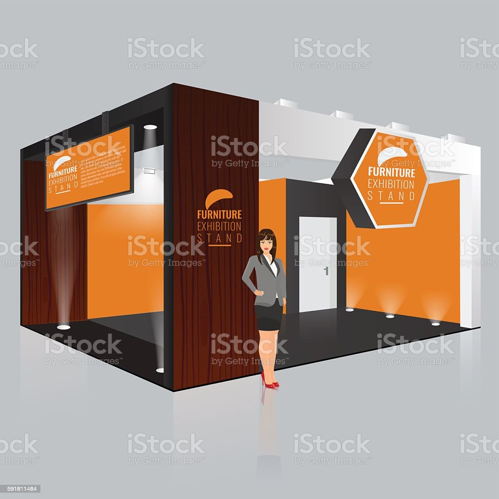 Exhibition Stand Template : Creative exhibition stand design booth template year of clean water