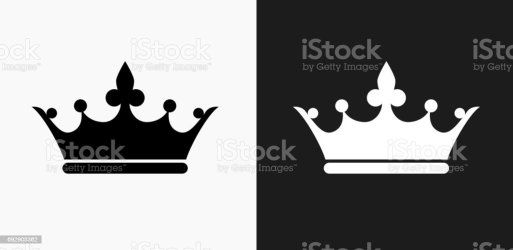 crown king clipart vector clip icon illustrations backgrounds graphics