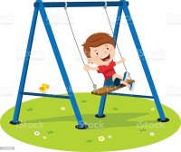 Royalty Free Porch Swing Clip Art, Vector Images ...
