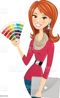 Royalty Free Interior Designer Clip Art, Vector Images ...