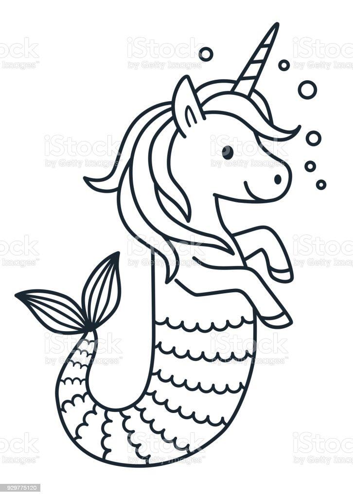 12/12/2020· desenhos de unicórnio para colorir e pintar. Cute Unicorn Mermaid Vector Coloring Page Cartoon