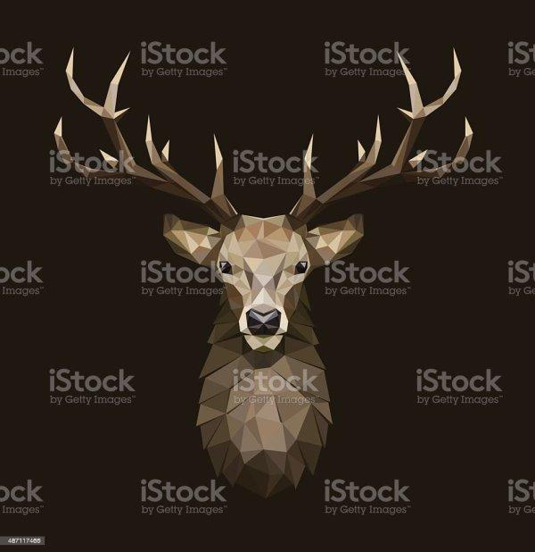 Deer in Headlights Clip Art