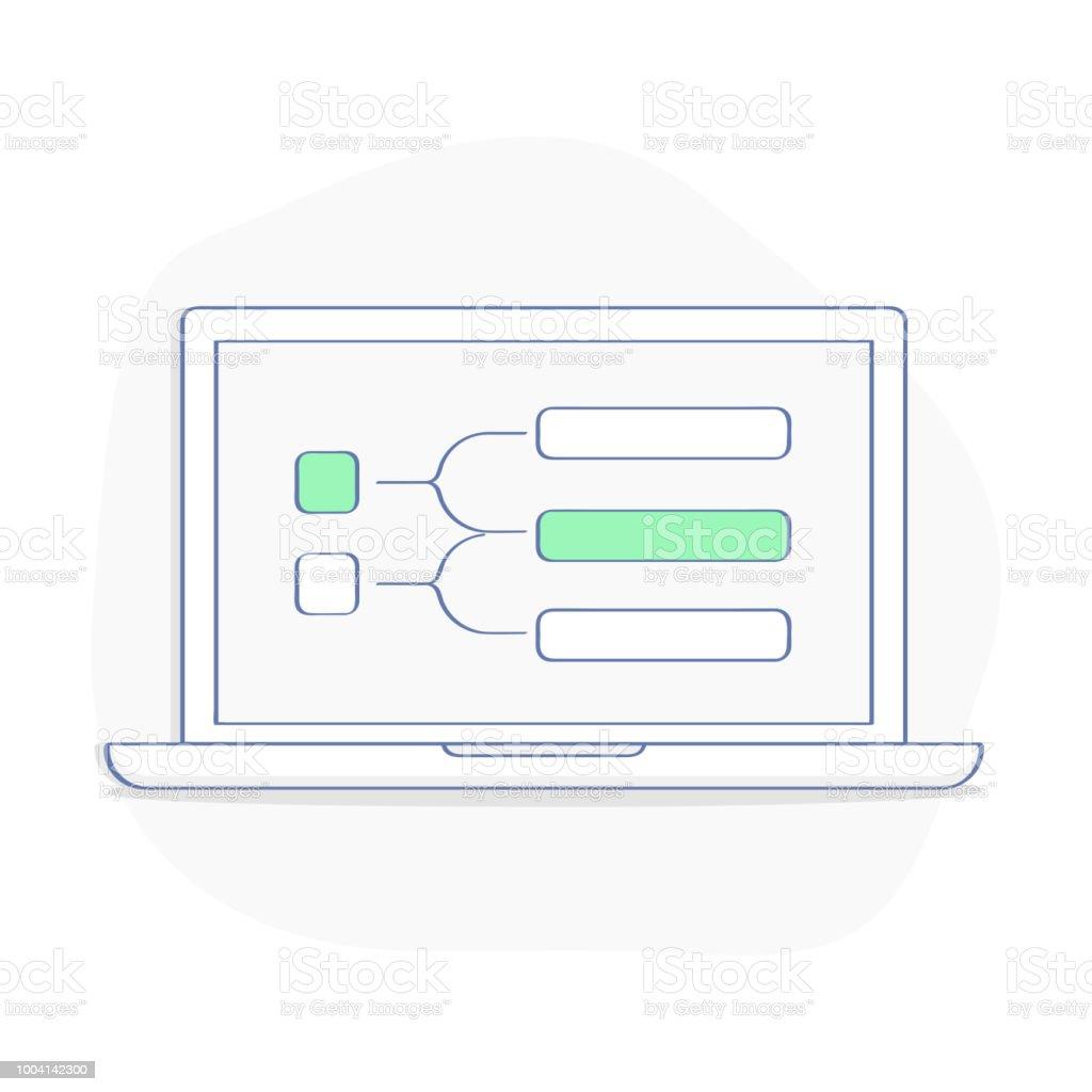 hight resolution of dev plan tasks or development plan block diagram flowchart or process chart