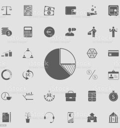 diagram pie icon detailed set of finance icons premium quality graphic design sign  [ 1024 x 1024 Pixel ]