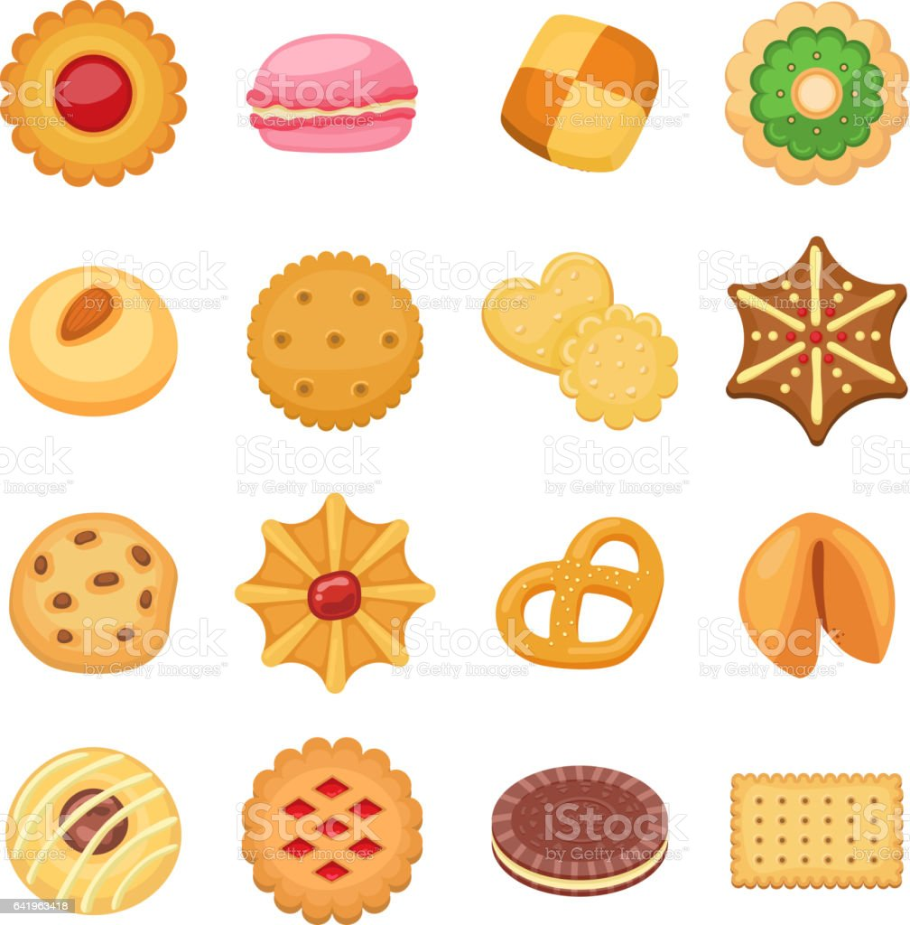 royalty free biscuit clip art