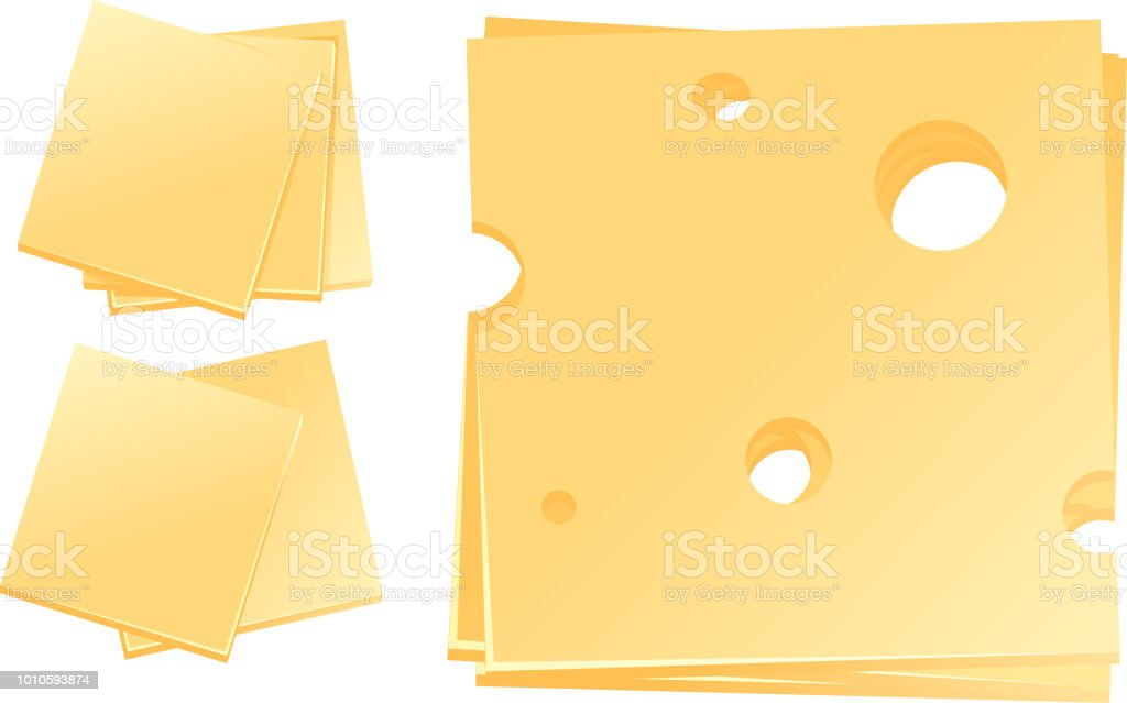 cheddar cheese illustrations